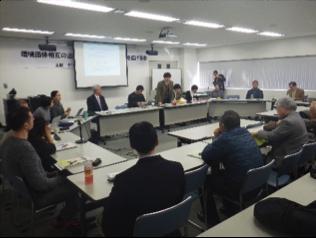 仙台地域交流会を開催しました(2/19)