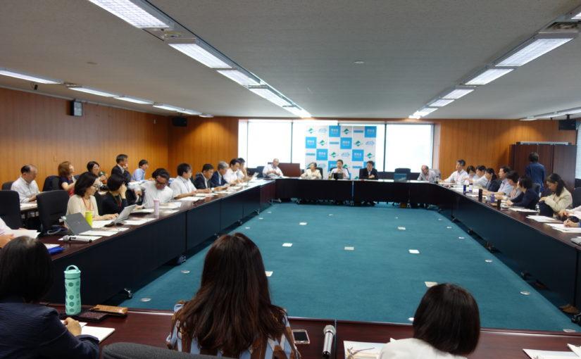 【開催報告】第2回環境省と環境NGOの意見交換会を開催(2017年6月14日)